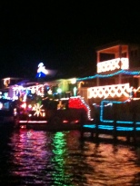 Mandurah Canals at Xmas