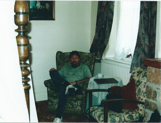 Portrait chagford