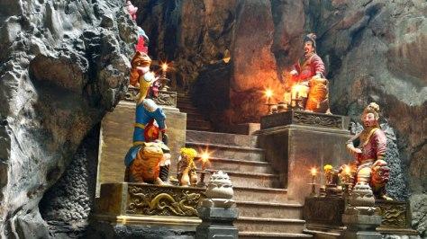 Temple Entrance Marble Mountain