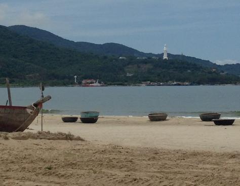 Dan Nang beach