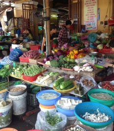 Fresh Food Market Hoi An